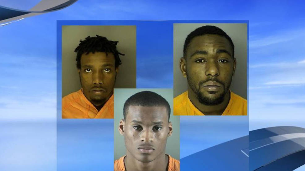 3 convicted in violent North Myrtle Beach bank robbery, car