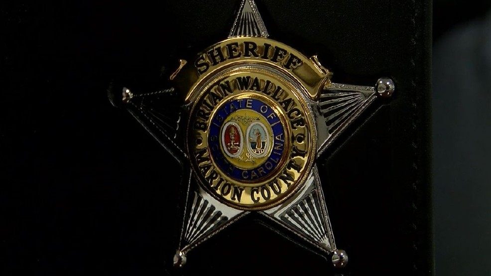 New Marion County Sheriff shares four-year plan   WPDE