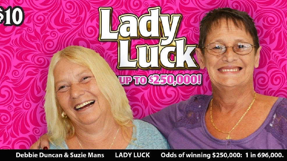 Best friends sharing $250,000 after winning lottery ticket sold in