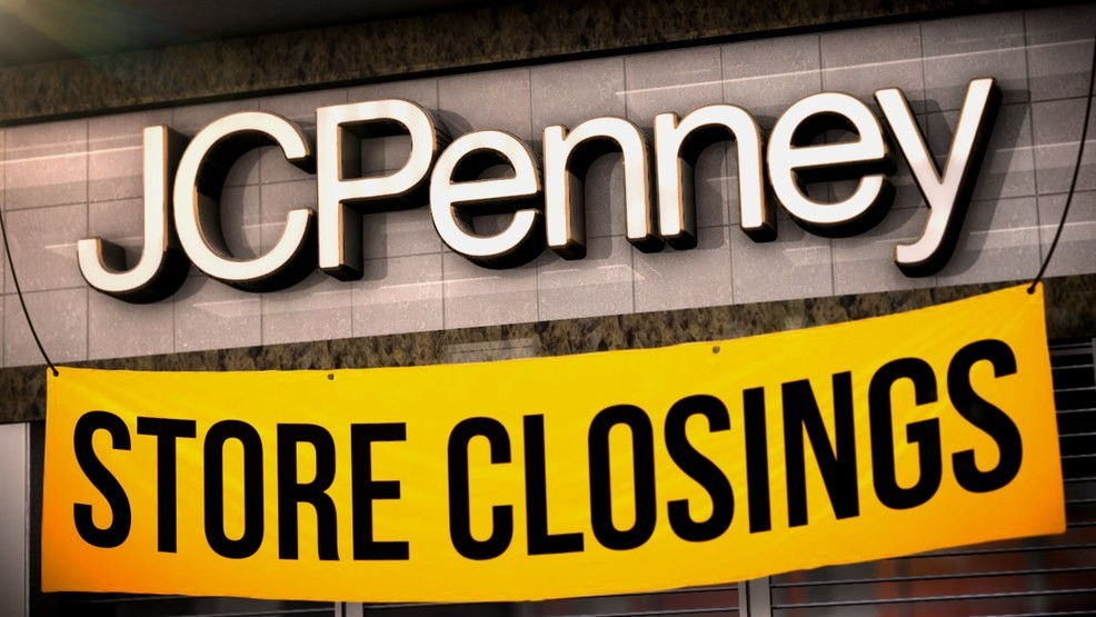 f517ae191 JCPenney to close stores in the Carolinas