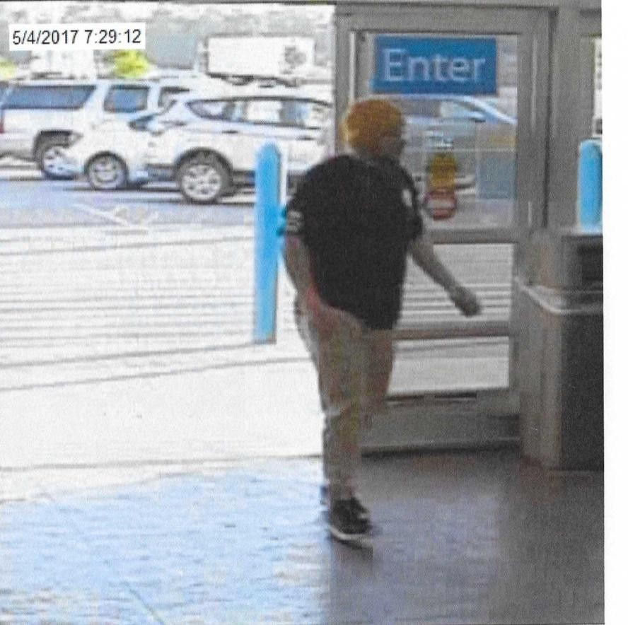 a woman was dragged for about 10 feet outside the marion walmart by a man who