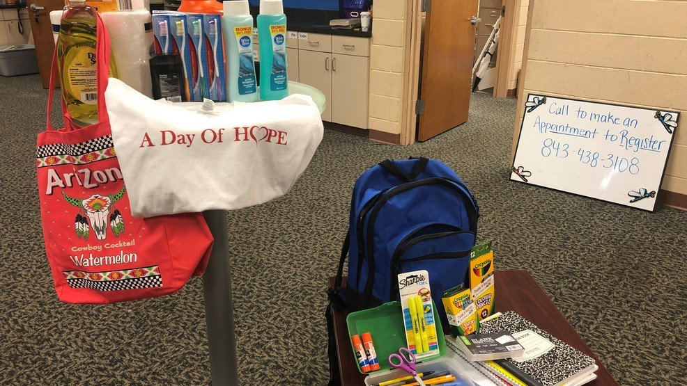 A Day of Hope: How children can get free school supplies
