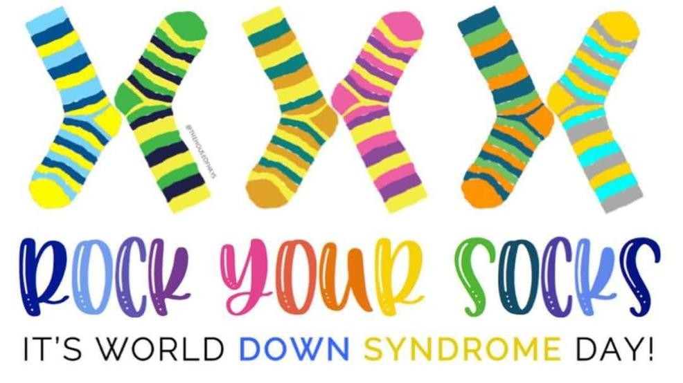 Rock your socks: It's World Down Syndrome Day | WPDE