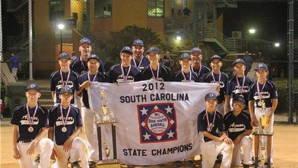 Aynor All-Stars win town's first ever Dixie State title | WPDE