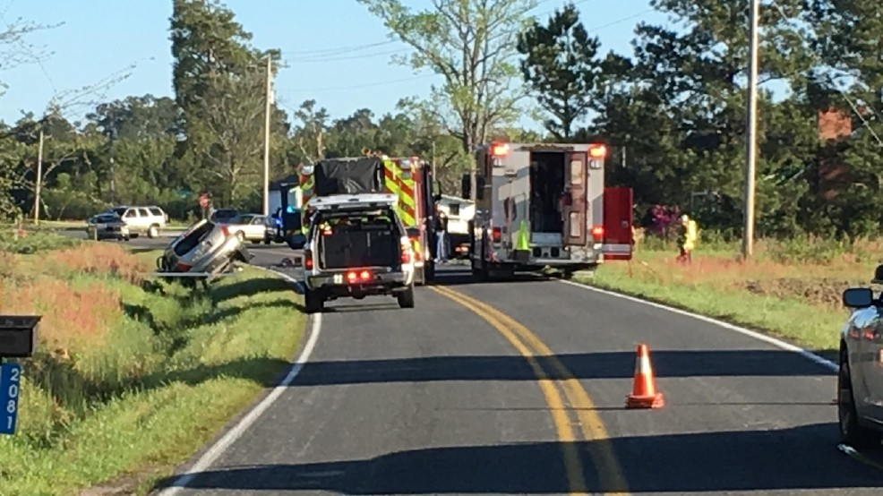 Two people killed in wreck on Highway 348 in Horry County | WPDE