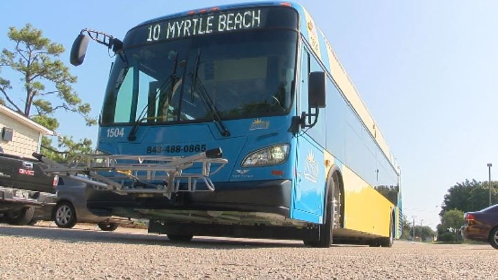 Coast RTA rolls out four new buses | WPDE