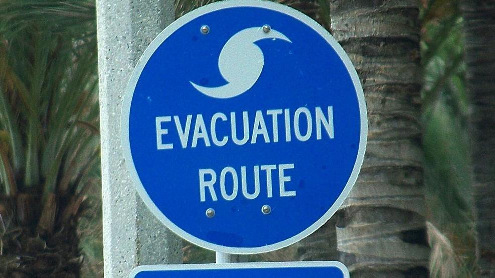 Hurricane lane reversal practice happening Thursday   WPDE