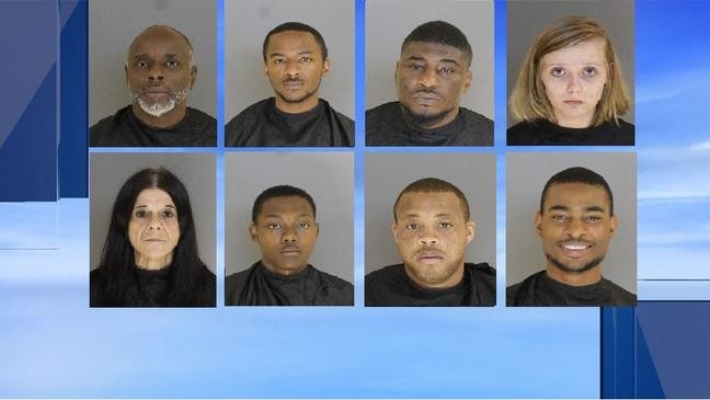 70 arrested in Sumter Co  during 'Operation Eclipse' drug
