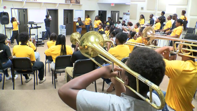 Big band competition to draw thousands to Dillon | WPDE