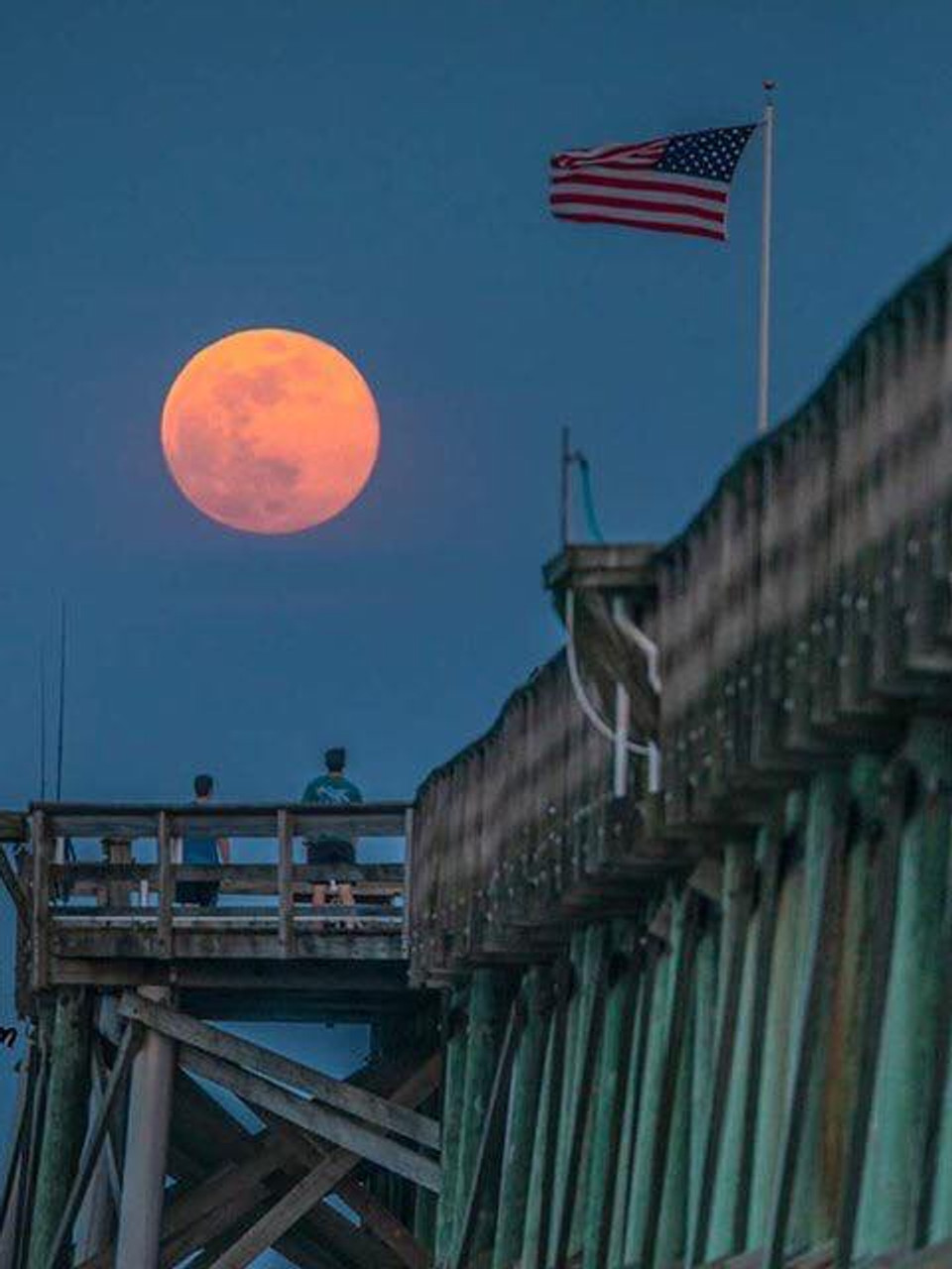 2 Full Moons To Shine In October Including A Rare Blue Moon On Halloween Wpde
