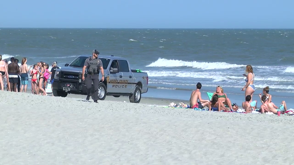 How Grand Strand Beaches Plan To Enforce Social Distancing After