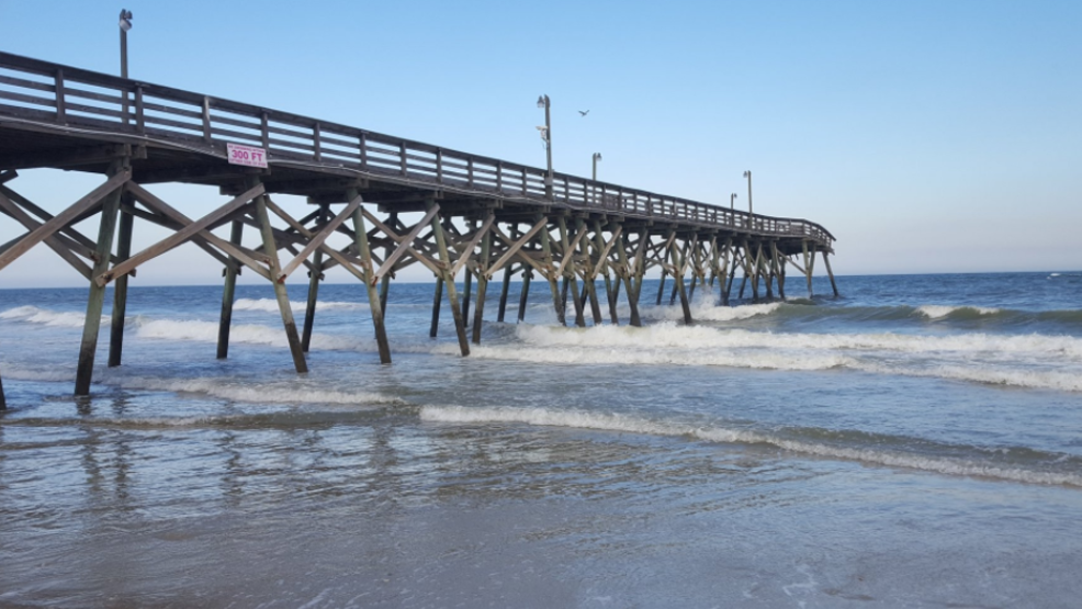 Part Of Surfside Beach Pier To Be Torn Down Next Week