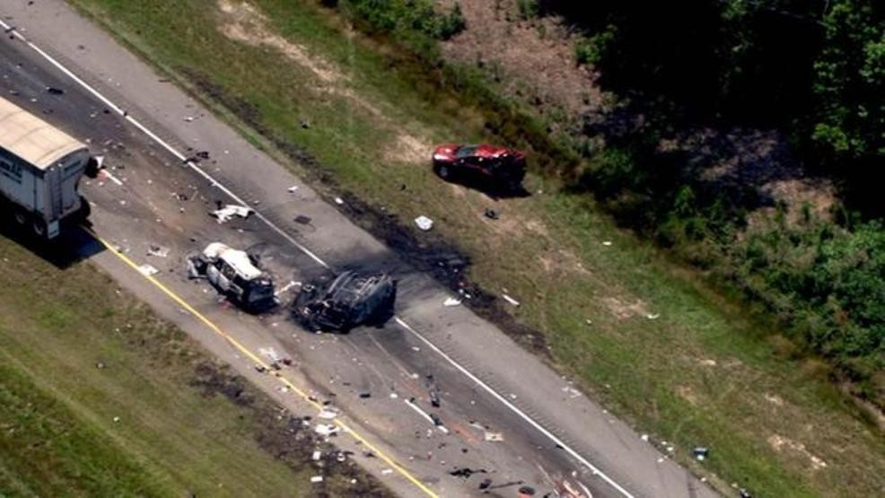NC Highway Patrol: Myrtle Beach man caused deadly crash on I-95 that