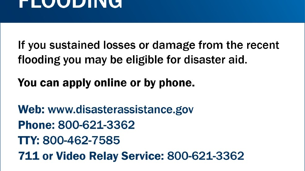FEMA public assistance now available for Dillon County | WPDE