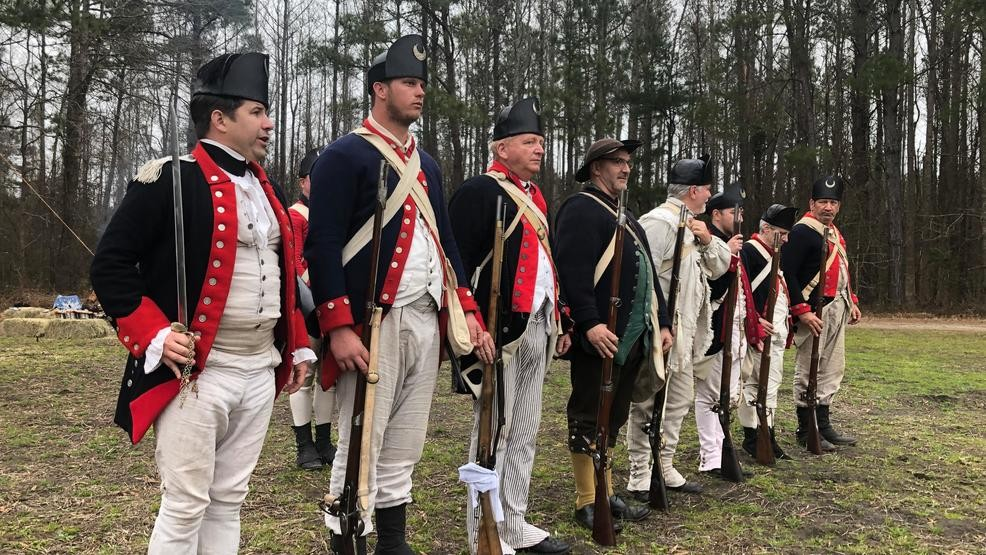 History buffs flock to Florence County to relive birth of