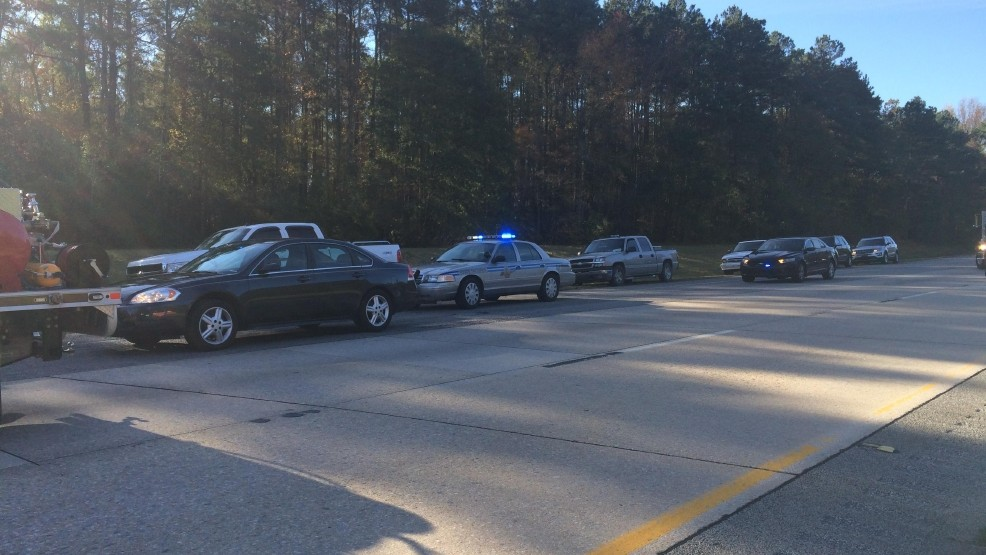 Married couple, son die in crash on I-95 in Florence County | WPDE