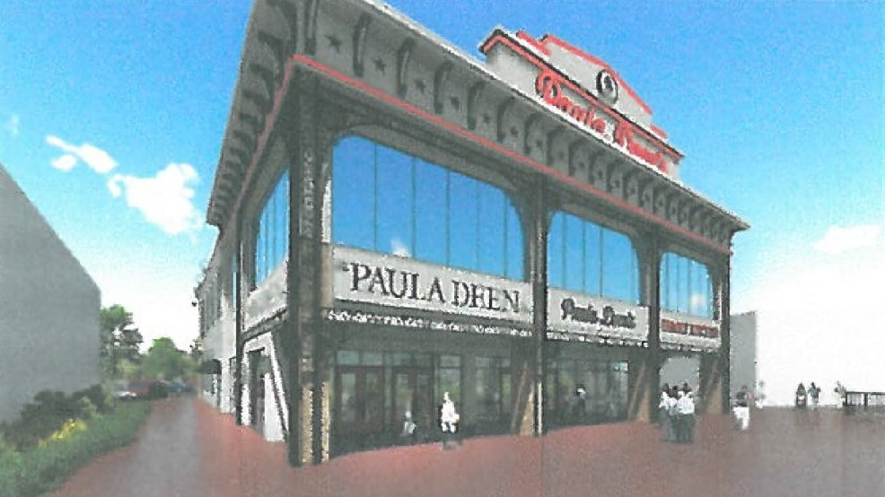 Plans For New Paula Deen Restaurant Submitted For Broadway