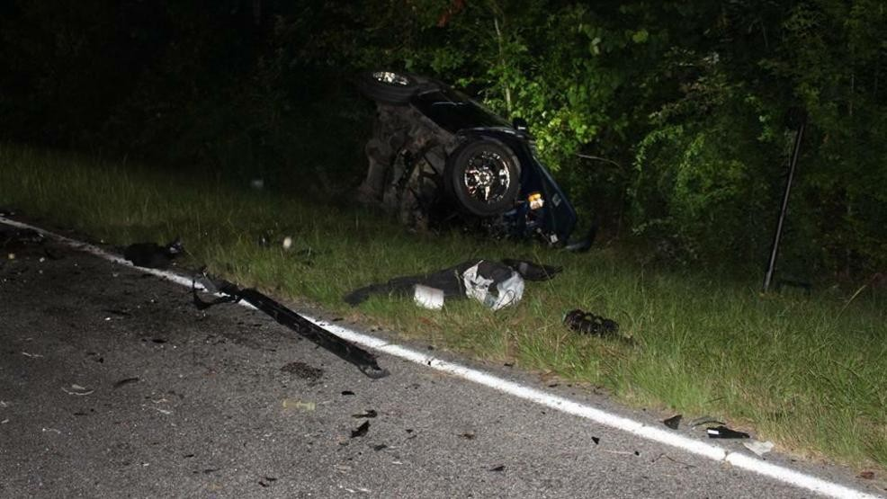 One Killed 6 Others Hurt After Crash On U S 378 Near Johnsonville